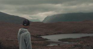 wandering alone