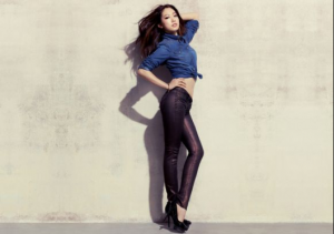 park shin hye height